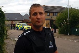 Chief Inspector Miles Ockwell serves as district commander for Adur, Worthing and Horsham. He spoke to our crime editor about the fight against drug dealers on our streets