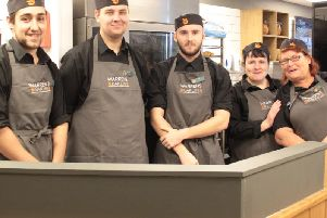 Members of the Warren Bakery team