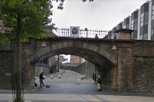 Union Hall Place, Derry. (Photo: Google Street View)