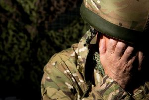 Military suicides. Picture by Shutterstock