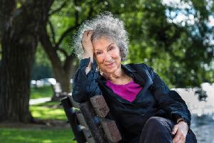 Margaret Atwood - credit Liam Sharp