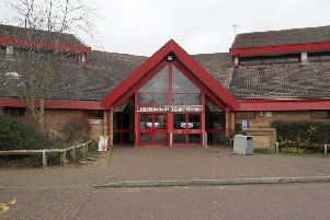 Market Harborough Leisure Centre