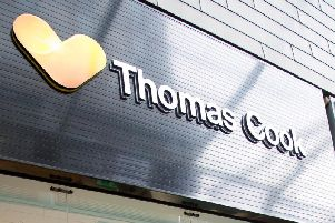 Thomas Cook has announced store closures