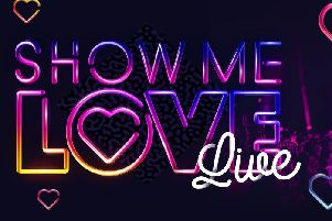 Show Me Love Live at the White Rock Theatre SUS-190326-144402001