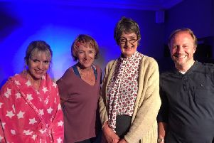 Jane Ware, Liz Downes, Gill Medway, James Summers
