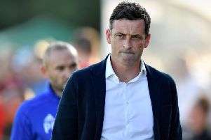 Sunderland manager Jack Ross. 'Credit: JPI Media