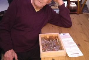 Ross Morgan, 75, has got his own back after receiving a parking fine SUS-190219-083445001