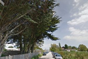 The robbery happened in Mayflower Way, Angmering. Picture: Google Street View