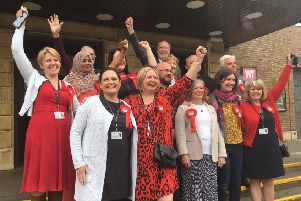 Labour celebrates council election gains in Worthing