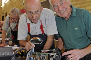 Adur Repair Cafe is part of a global repair cafe movement