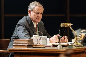 Hugh Bonneville as C.S. Lewis in Shadowlands. Picture by Manuel Harlan
