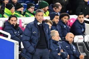 Who should replace Chris Hughton? Picture PW Sporting Pics