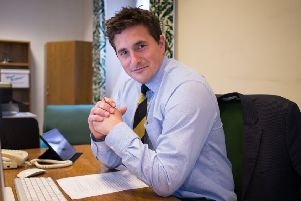 Tory MP and former Army captain Johnny Mercer.