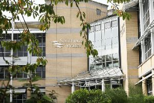 Southern Water's headquarters in Durrington