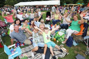 Party in the Park is back at Antrim Castle Gardens on Saturday, August 3. (submitted pic)