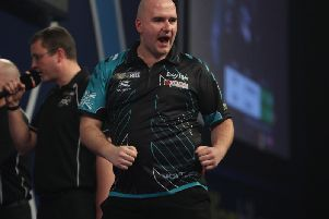 Rob Cross is second favourite to win
