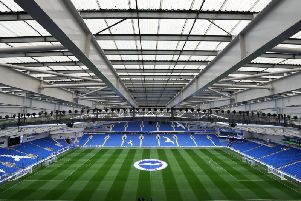 Brighton's Amex Satdium. Picture by Dan Istitene/Getty Images