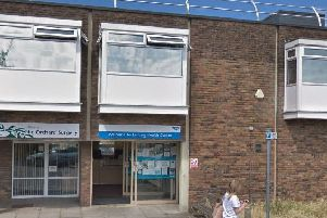 The Special Care Dental Service at Lancing Health Centre in Penstone Park