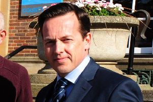 West Sussex County Council chief executive Nathan Elvery