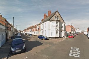 The incident was at the junction with Ivy Road and Abington Avenue. Photo: Google