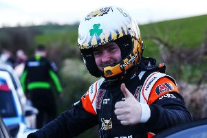 Marty McCormack returns to the British Championship in Ulster