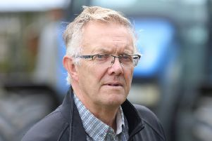 Ivor Ferguson said the UFU has big concerns over the government's proposed tariff regime in a no-deal Brexit