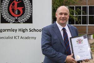 Mr Massey has been admitted as a Fellow into the Chartered College of Teaching, London.
