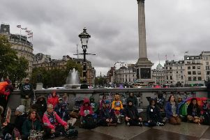 Extinction Rebellion in London