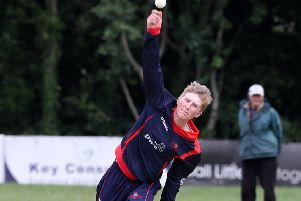 Morgan Topping spent two seasons at Civil Service North