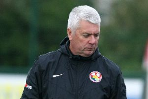 Steyning Town manager Gerry Murphy. Picture by Derek Martin