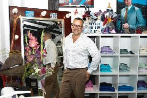 Dandylion Style owner Igor Srzic-Cartledge, an internationally respected fashion expert, wants to find people who could be on their own on Christmas Day