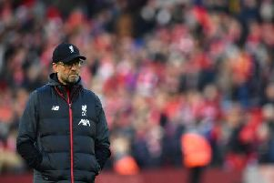 Jurgen Klopp's Liverpool have dropped just two points in the Premier League so far this season