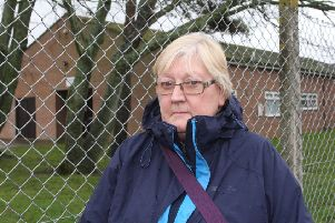 Susan Delaney, from Worthing, is concerned about election fraud