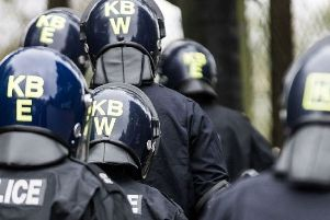 The Tactical Enforcement Unit has been launched by Sussex Police