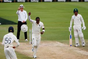 Jofra Archer has success in South Africa / Picture: Getty