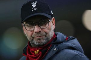 Liverpool manager Jurgen Klopp will play the under-23s against Shrewsbury in an FA Cup replay