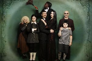 Brighton Theatre Group presents The Addams Family