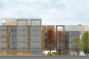 New block of flats planned in Albion Street, Southwick