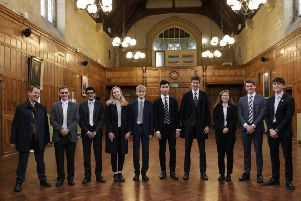 Aidan Strong, Michail Manthios, Lohith Konathala, Connie Winn-Taylor, Simon Brophy, Nat Oliver, Cecily Moorsom, Laurenz Lehmann, and Angus Ngan have all been offered Oxbridge university places.