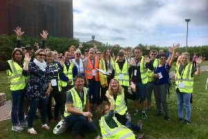 Worthing parkrun volunteers SUS-180606-093523003