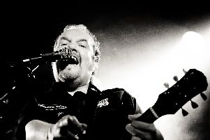Pete Wylie - (c) Brian Roberts