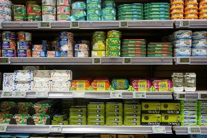 Supermarket shelves have been stripped in wake of the coronavirus. Picture: Pixabay