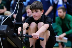 November is Row-vember for the David Ross Education Trust's rowing cup, ''Picture: Chris Vaughan Photography ANL-181123-151304001