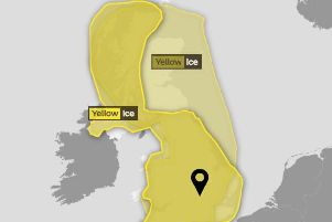 The Met Office has issued a severe weather warning across the UK