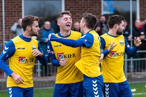 Gosport Borough are aiming to get a run going to move clear of relegation trouble.  Picture: Vernon Nash (090219-096)