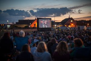 Thousands of people turn up to the Screen on the Green event in Littlehampton every year.