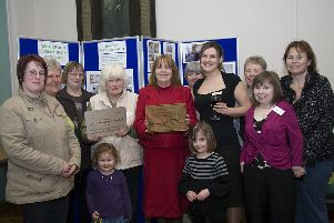 Stickford Community Centre 10 years ago.