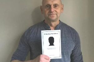 David Fisher with his book