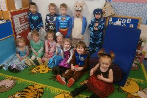 World Book Day at Binbrook Early Learners EMN-191103-081903001