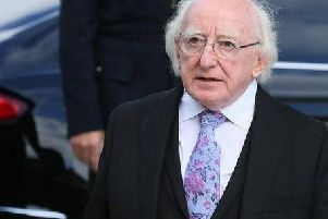 Michael D Higgins has extended his sympathy to families